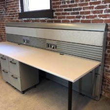 Used Knoll Benching
