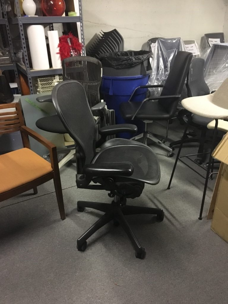 Herman Miller Aeron Seating
