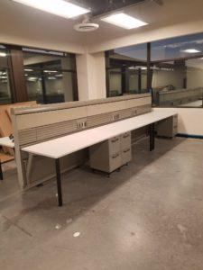 Benching Desks
