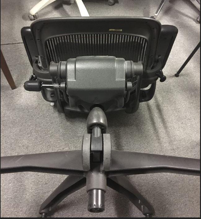 HM Aeron taskchair