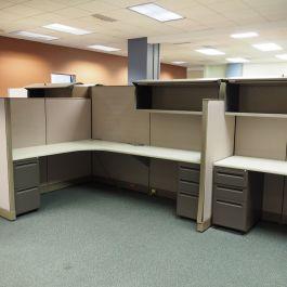 Used Knoll Morrison WorkStations