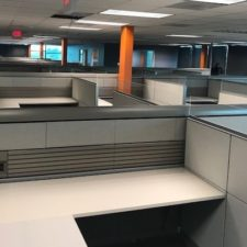 Knoll Currents and Morrison WorkStations