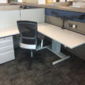 used knoll workstation