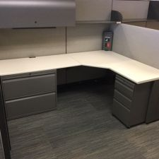 Used Knoll Morrison WorkStationUsed Knoll Morrison WorkStations